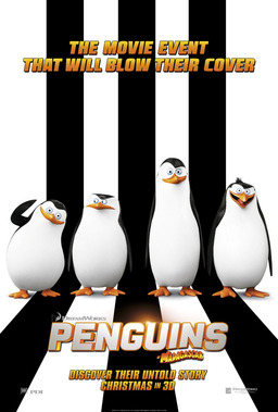 Movie 請你看好戲《PENGUINS OF MADAGASCAR》