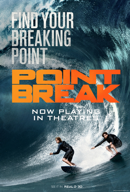 Movie 請你看好戲《POINT BREAK》