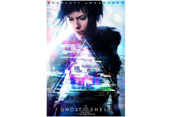 Movie 請你看好戲《GHOST IN THE SHELL》