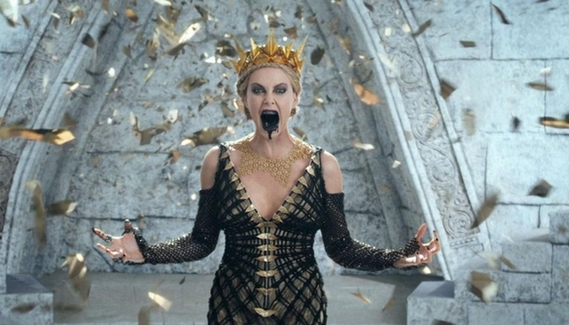 《The Huntsman: Winter's War 公主與狩獵者》,2012