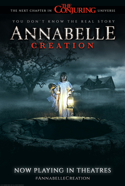 Movie 請你看好戲 《ANNABELLE:CREATION》