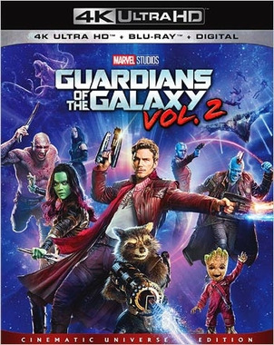 Movie 請你看好戲《GUARDIANS OF THE GALAXY VOL.2》DVD