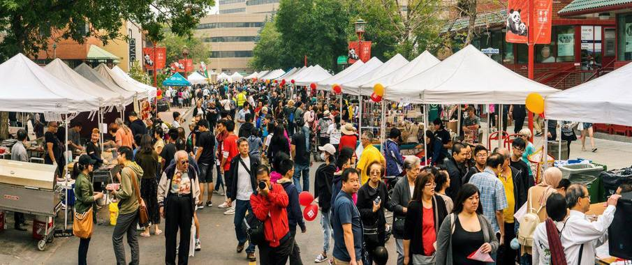 Photo Credit: Chinatown Business Improvement Area @ Chinatown Street Festival