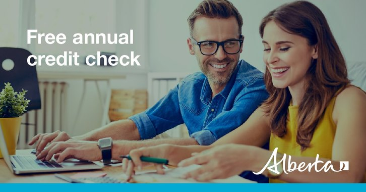 Free Annual Credit Check 免費信用年檢