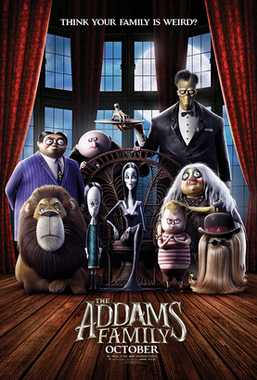 Movie 請你看優先場《THE ADDAMS FAMILY 》