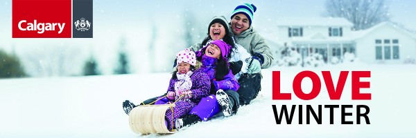 City of Calgary - Love Winter